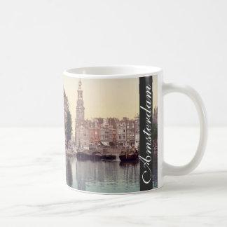 Amsterdam-Kaffee-Tasse Kaffeetasse
