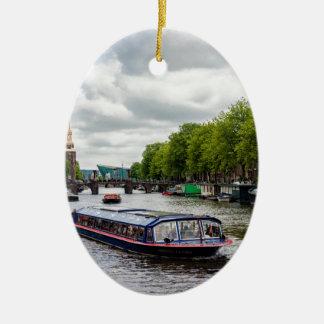 Amsterdam Keramik Ornament