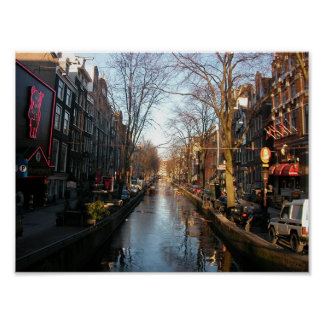 Amsterdam Plakatdruck