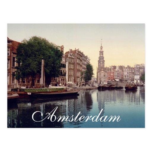 Amsterdam Postkarten