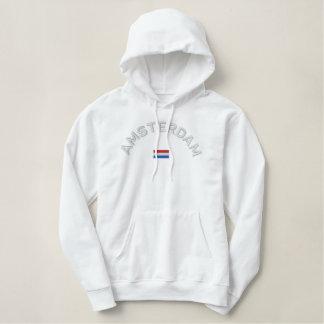 Amsterdam-Pullover Hoodie - Amsterdam Holland
