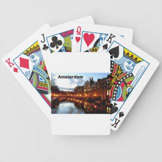 Amsterdam (St.K) Poker Karten