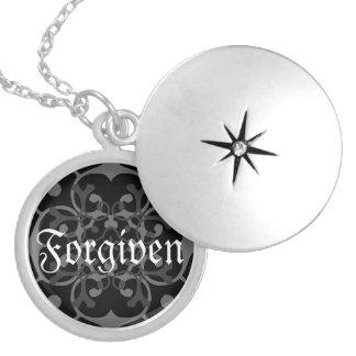 Amulett von Selbst-Mitleid Halskette