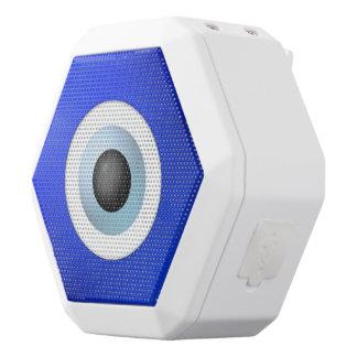 Amulett, zum des bösen Blicks abzuwehren Weiße Bluetooth Lautsprecher