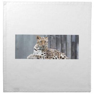 Amur-Leopard Serviette