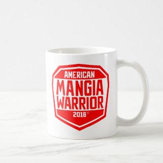 AMW rote Logo-Tasse Kaffeetasse