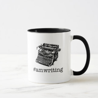 #amwriting tasse