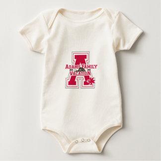 Amy-Adams-Familien-Ferien 2011 - Ohio Baby Strampler