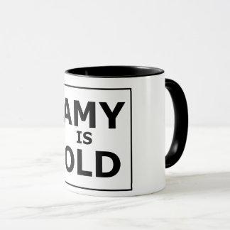 Amy ist alt tasse