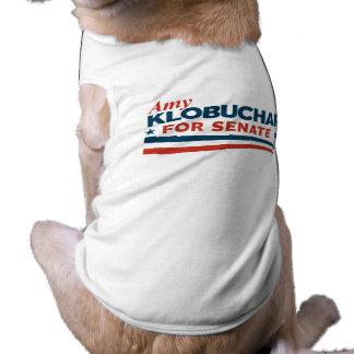 Amy Klobuchar für Senat Shirt