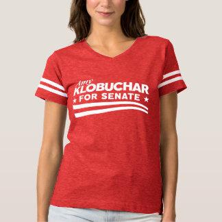 Amy Klobuchar für Senat T-shirt