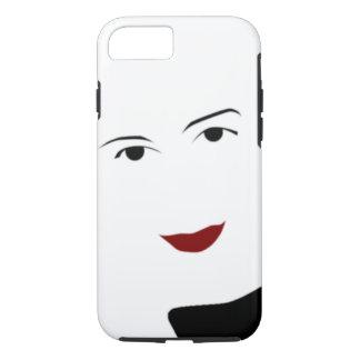 Amy-Power! SuperDuper Nahaufnahme iPhone 7 Fall iPhone 8/7 Hülle