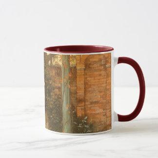 An der Gewehr-Strecke durch James Tissot, Vintage Tasse
