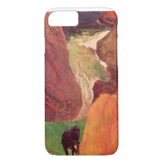 An der Unterseite des Golfs, 1888 iPhone 8/7 Hülle