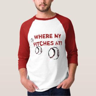 An wo meine Neigungen? T-Shirt