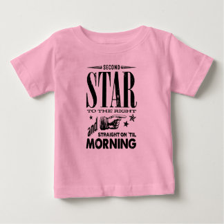 An zweiter Stelle Stern rechts Baby T-shirt