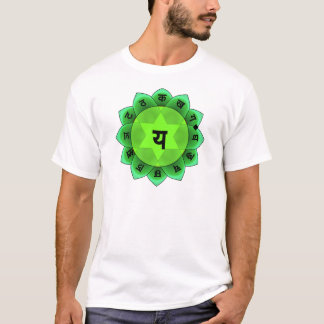 Anahata das Herz Chakra T-Shirt