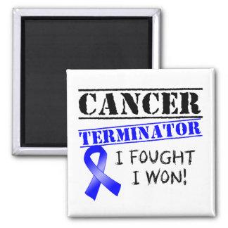 Anales Krebs-Abschlussprogramm Kühlschrankmagnete
