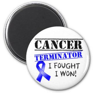 Anales Krebs-Abschlussprogramm Kühlschrankmagnet