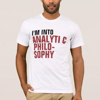 Analytische Philosophie T-Shirt
