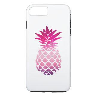 Ananas-Aquarell-Telefon-Kasten iPhone 8 Plus/7 Plus Hülle