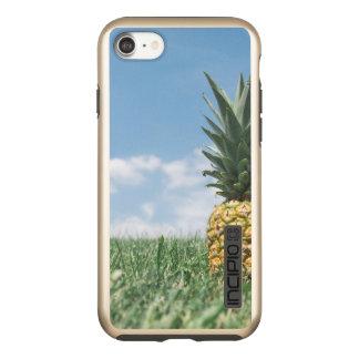 Ananas auf einem Gebiet