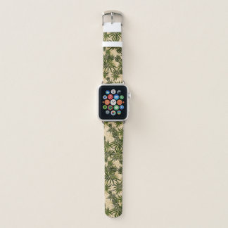 Ananas-Camouflage-hawaiisches tropisches - Apple Watch Armband