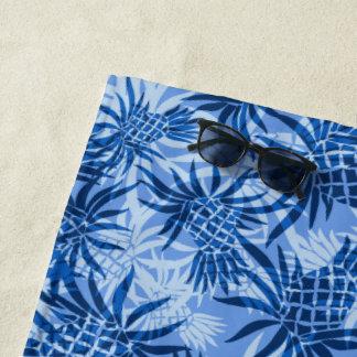 Ananas-Camouflage-hawaiisches tropisches - Strandtuch
