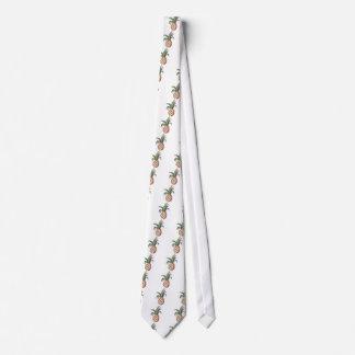 Ananas-Entwurf Krawatte