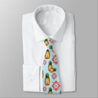 Ananas-Freude Krawatte