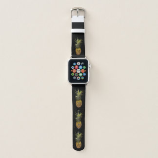 Ananas-Frucht Apple Watch Armband