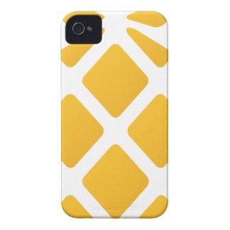Ananas, Frucht, Logo, Nahrung, tropisch, iPhone 4 Case-Mate Hüllen