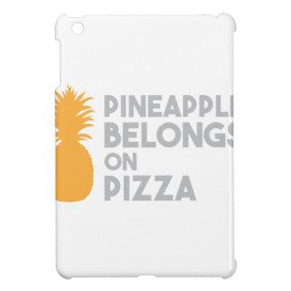 Ananas gehört auf Pizza iPad Mini Hülle