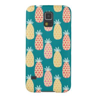 Ananas-Gekritzel-Muster Samsung S5 Hülle