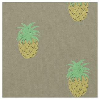 Ananas-Gewebe Stoff