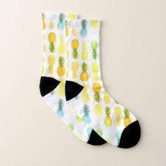 Ananas-Glühen - Socken
