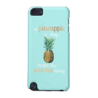 Ananas-Leben-Zitat iPod Touch 5G Hülle