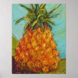 Ananas-Leinwand-Druck Plakatdrucke