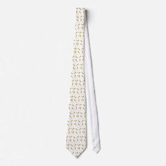 Ananas-Muster Krawatte