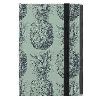 Ananas, Musterentwurf der tropischen Frucht iPad Mini Hülle