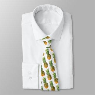 Ananas Personalisierte Krawatten
