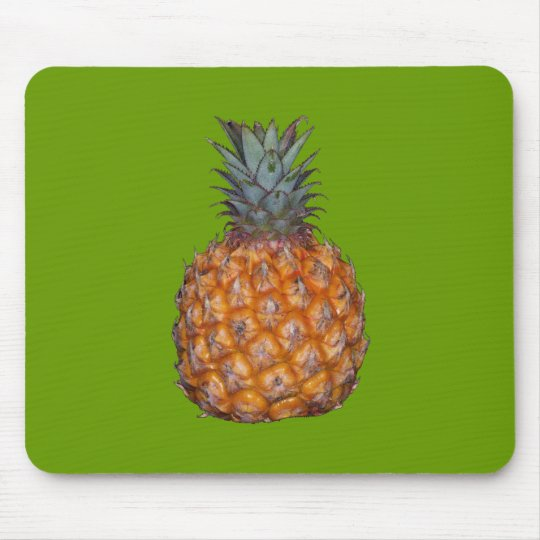 Ananas pineapple Frucht fruit Mousepad