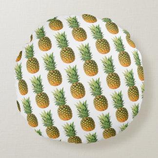Ananas Rundes Kissen