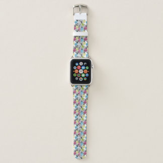 Ananas-Schmutz-Palmen Apple Watch Armband