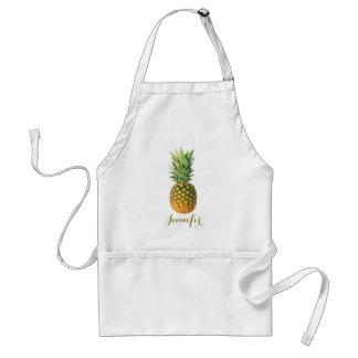 Ananas Schürze