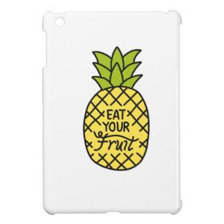 """ANANAS, Shirts """"essen Ihrer Frucht"""", Zusätze, g iPad Mini Hülle"""