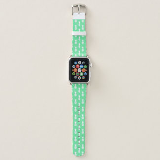 Ananas-tadelloses Muster Apple Watch Armband