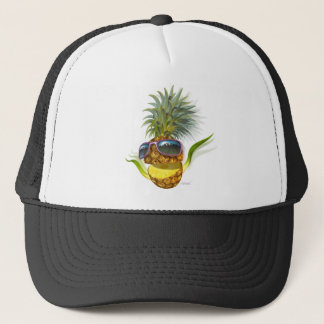 Ananas Truckerkappe