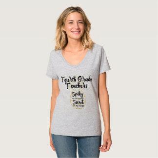 Ananas-vierte 4. Grad-Lehrer T-Shirt