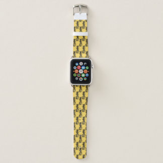 Ananas-Zickzacke Apple Watch Armband